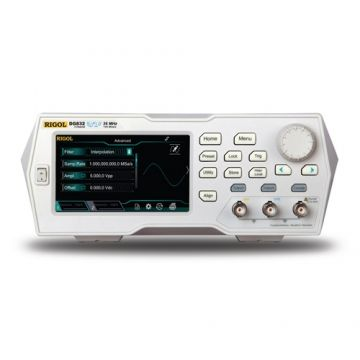 Rigol DG821 25MHz, 125MSa/s, single channel Function/Arbitrary Waveform Generator