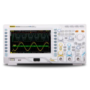 Rigol MSO2202A-S 200 MHz Mixed Signal Oscilloscope with 2 Channel Waveform Generator