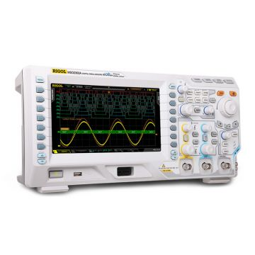 Rigol MSO2102A-S 100MHz Mixed Signal Oscilloscope with Waveform Generator