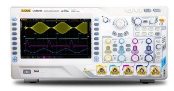 Rigol DS4014E 4 channel, 100MHz, 2GS/Sec Oscilloscope, 14Mpts