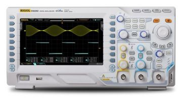 Rigol DS2302A-S 300MHz 2GSa/s 2-Channel Digital Oscilloscope with Waveform Generator