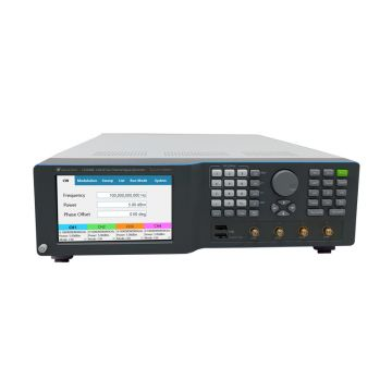 Tabor Lucid Benchtop Series RF Signal Generators, 3GHz, 6GHz and 12GHz (Default)