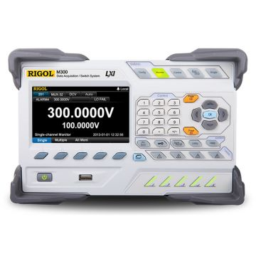 Rigol M301 Data Acquisition System including DMM