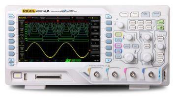 Rigol MSO1104Z-S 100MHz 1GSa/s 4-Channel Mixed Signal Oscilloscope