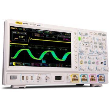 Rigol MSO7024 200MHz BW, 4 Analogue Channel, 10GSa/s,16 Digital Logic Channel Oscilloscop