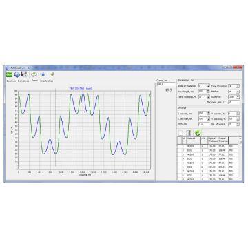 EssentOptics  Multispectrum Software