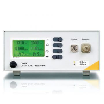 OptoTest OP925 Continuous Wave IL/RL Meter
