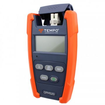 Tempo OPM520 Handheld Optical Power Meter