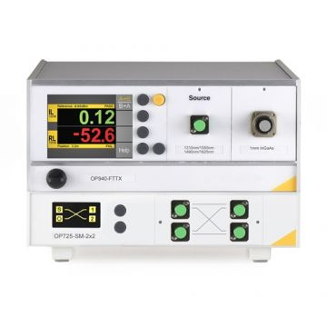 OptoTest OP725-OP940 Bidirectional IL/RL Test System