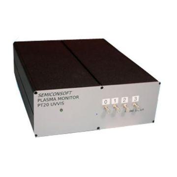 Plasma Monitor: Real-time Broadband Fibre Optics System