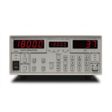 SRS PS355 –10kV High Voltage DC Power Supply