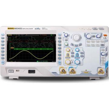Rigol MSO4034 350MHz 4GSa/S 4-Channel Digital Oscilloscope (Oscilloscopes)