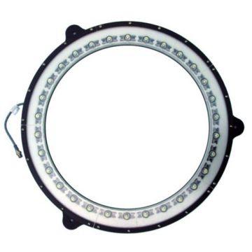 Monster Light High Brightness LED Cyan Ring Lights - MRL19.5-505