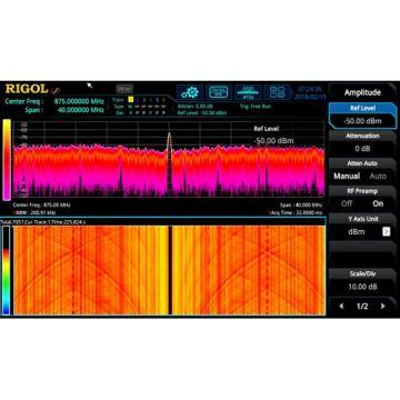 Rigol RSA3000-EMC, EMI Filter and Detector Option