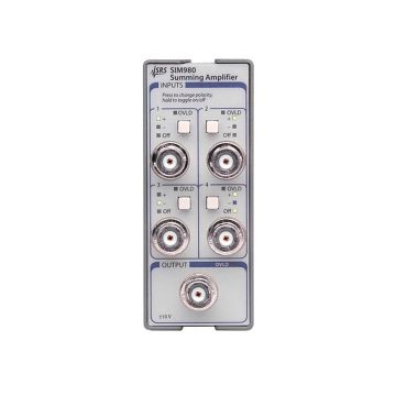 SRS SIM980 Summing Amplifier