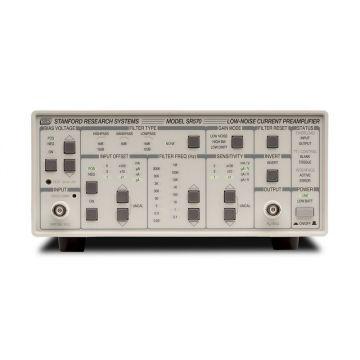 SRS SR570 Low Noise Current Preamplifier