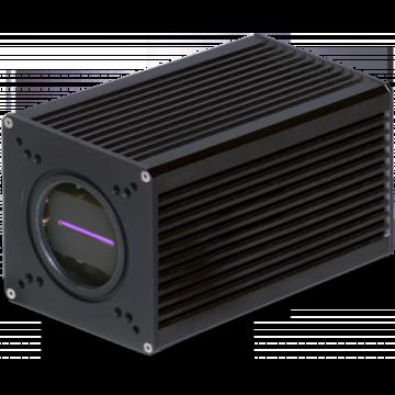 UTC Sensors Unlimited Linescan 1024-LDH Digital Camera, 1024 pixels at 46,000 lps