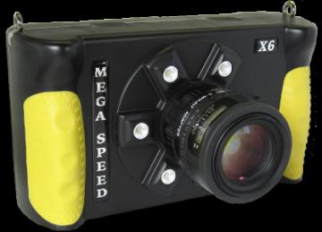 Mega Speed HHC X6 High Speed Camera