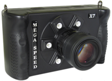 Mega Speed HHC X7 High Speed Camera