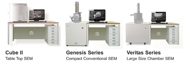 NEW Scanning Electron Microscopes - Table Top & Floor Mounted